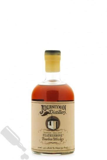 Journeyman Featherbone Bourbon Whiskey 50cl
