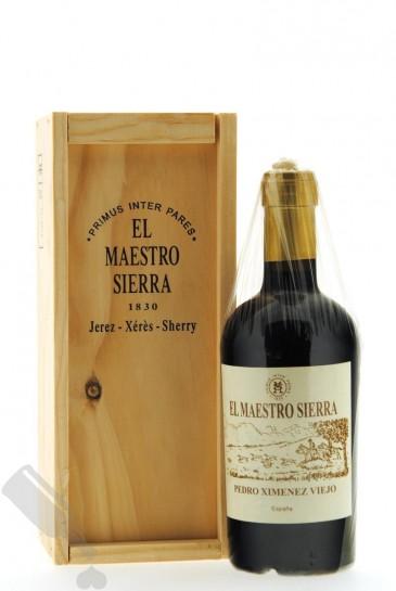 El Maestro Sierra Pedro Ximenez Viejo V.O.R.S. 37.5cl