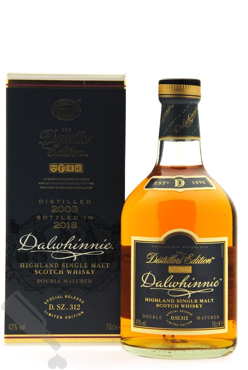 Dalwhinnie 2003 - 2018 The Distillers Edition