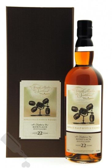 Mortlach 22 years A Marriage of Casks