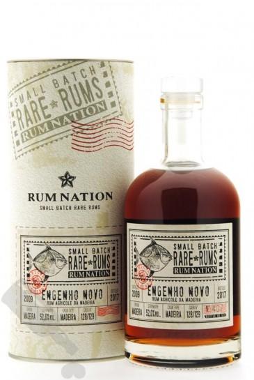 Engenho Novo 2009 - 2017 #128/129 Rum Nation