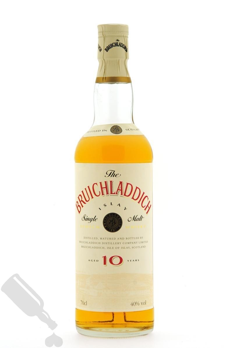 Bruichladdich 10 years - Old Bottling