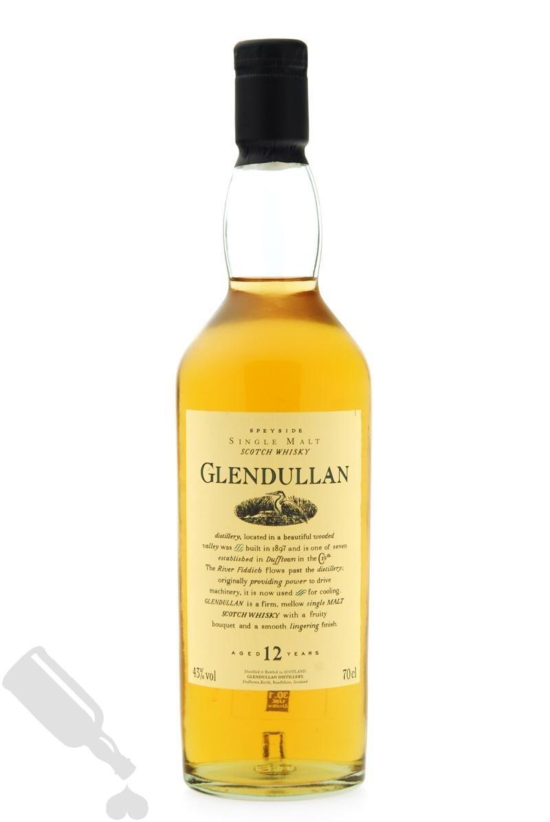 Glendullan 12 years