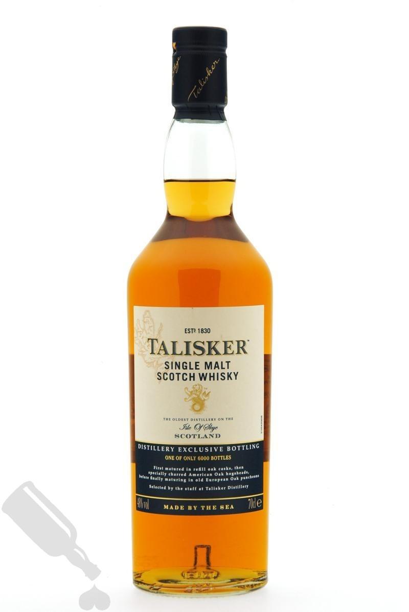 Talisker Distillery Exclusive Bottling 2019