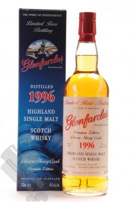 Glenfarclas 1996 - 2017 Oloroso Sherry Casks