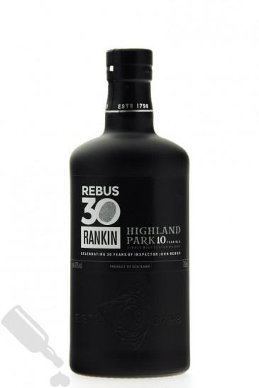 Highland Park 10 years Rebus 30