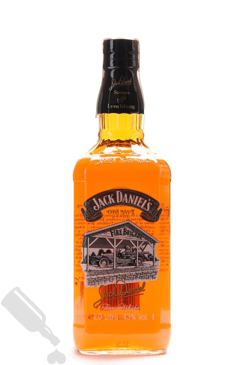Jack Daniel's Scenes From Lynchburg Number Twelve 100cl
