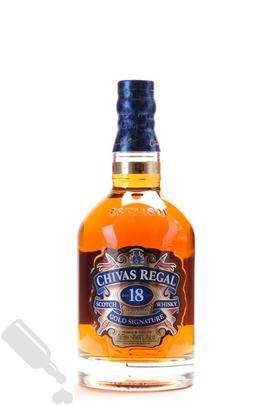 Chivas Regal 18 years Gold Signature 75cl