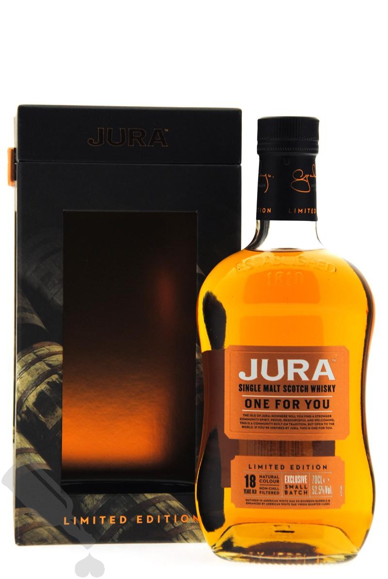 Jura 18 years One For You