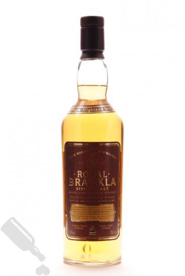 Royal Brackla no age statement - Old Bottling