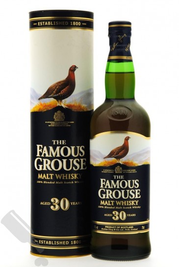 The Famous Grouse 30 years