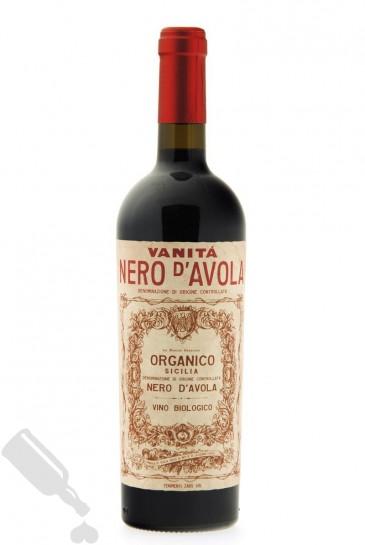 Vanitá Sicilia Organico Nero d'Avola