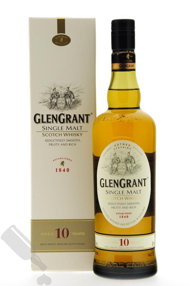 Glen Grant 10 years