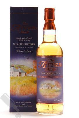 Arran no age statement - Old Bottling