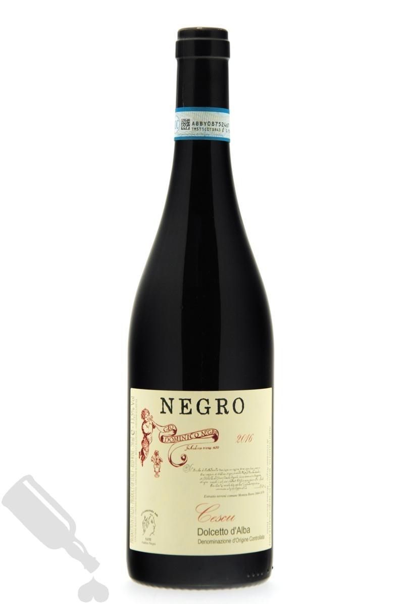 Negro Cescu Dolcetto d'Alba