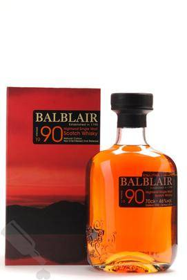 Balblair 1990 - 2014 2nd Release