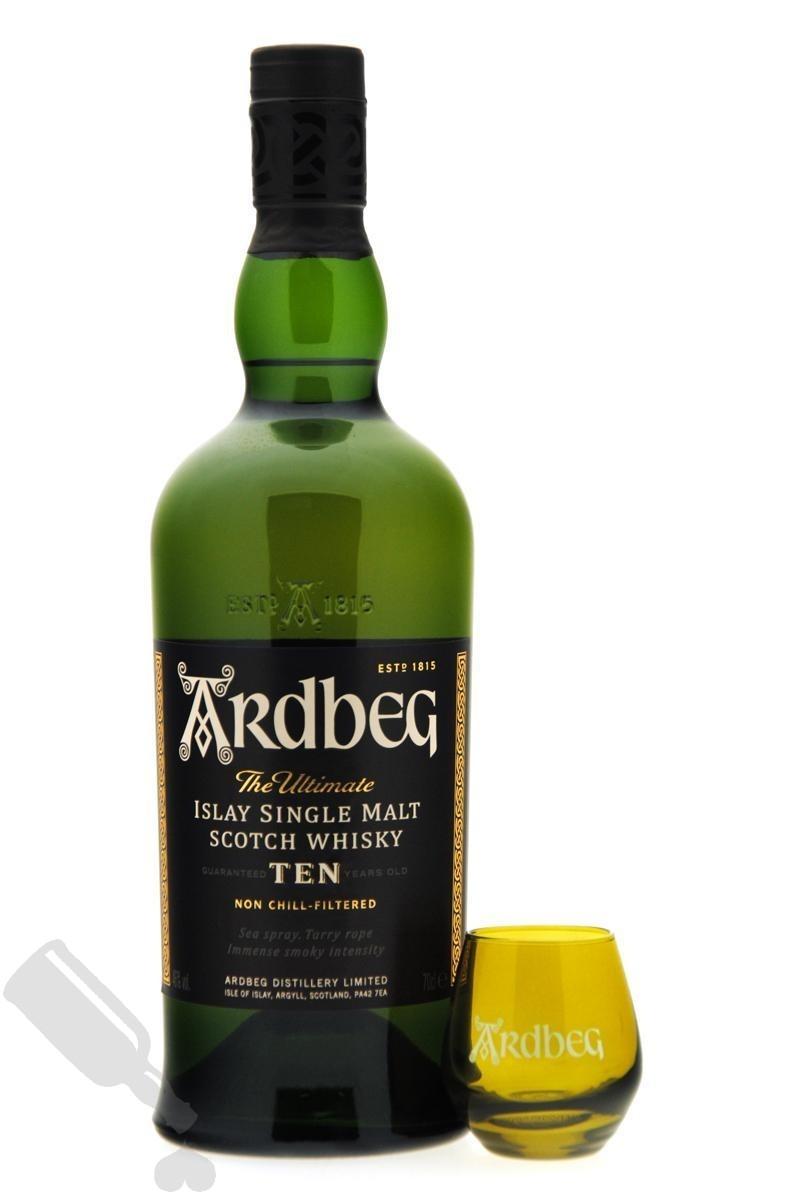 Ardbeg Shortie Glass - package of 6 glasses