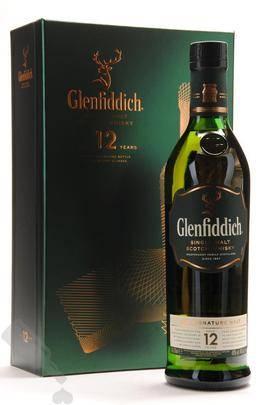 Glenfiddich 12 years - Giftpack