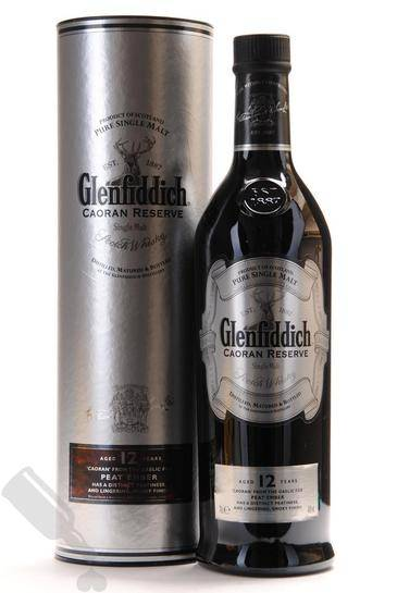 Glenfiddich 12 years Caoran Reserve