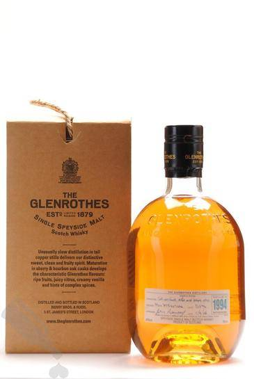 Glenrothes 1994 2006