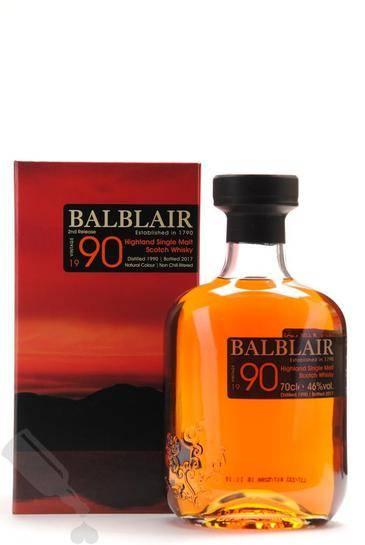 Balblair 1990 2017 2nd Release