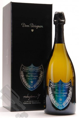 Dom Pérignon Vintage 2009 Limited Edition by Tokujin Yoshioka