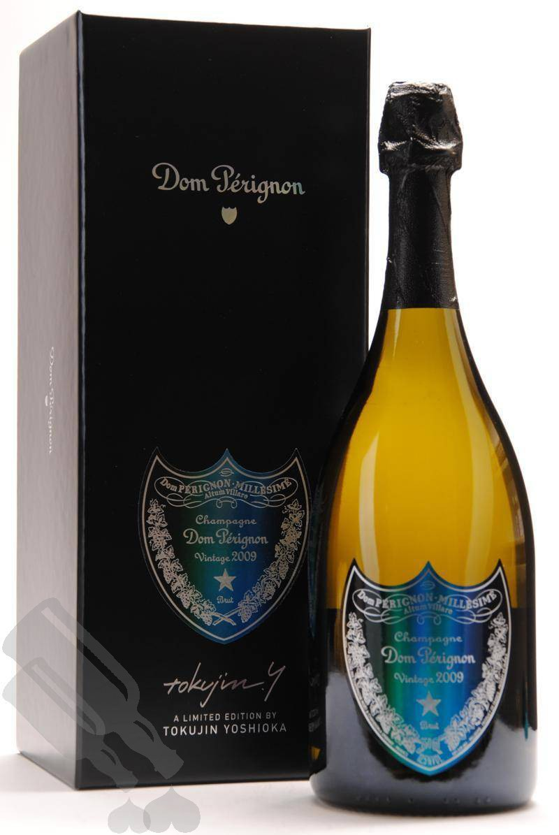 Dom P rignon Vintage 2009 Limited Edition by Tokujin Yoshioka