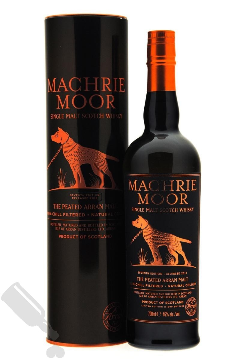 Arran Machrie Moor Seventh Edition Released 2016 - Peated