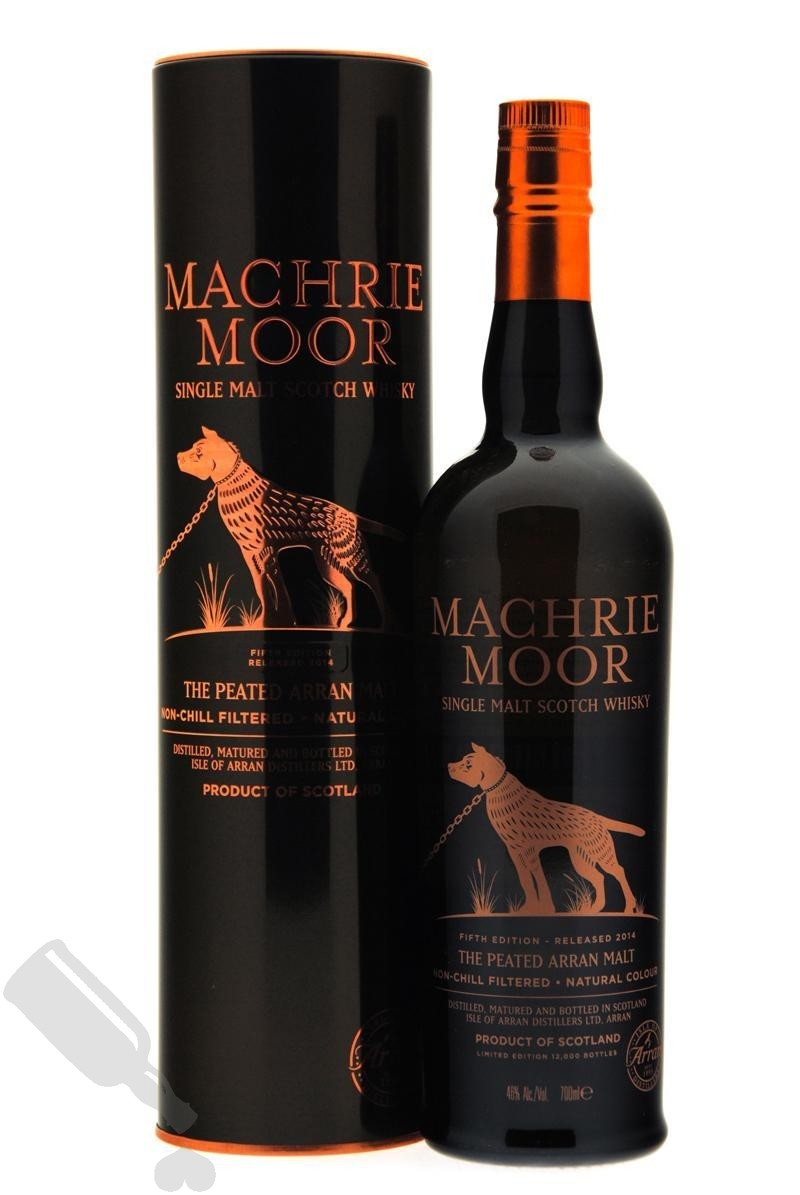 Arran Machrie Moor Fifth Edition Released 2014 - Peated
