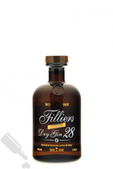 Filliers Dry Gin 28 Classic 50cl