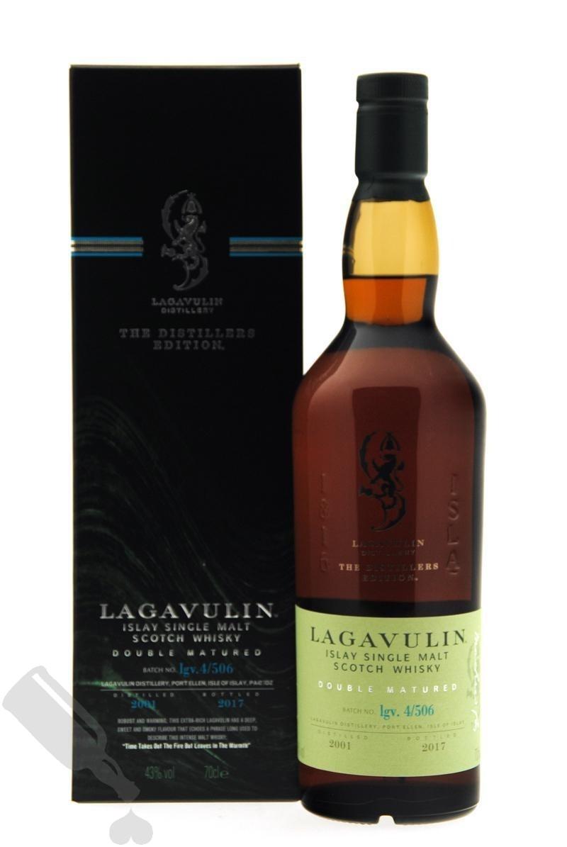 Lagavulin 2001 - 2017 The Distillers Edition