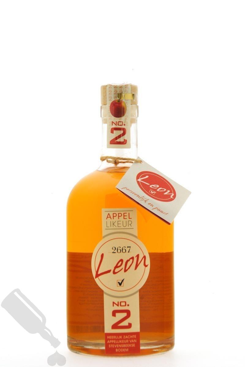 Leon No.2 Appel Likeur 50cl
