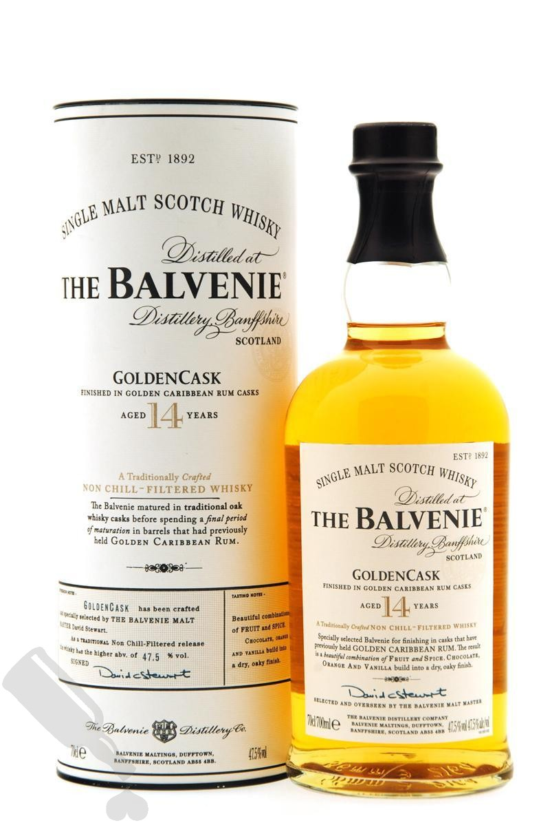 Balvenie 14 years Golden Cask