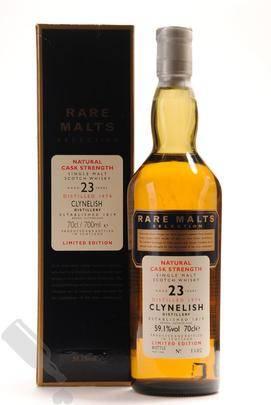 Clynelish 23 years 1974 - 1998
