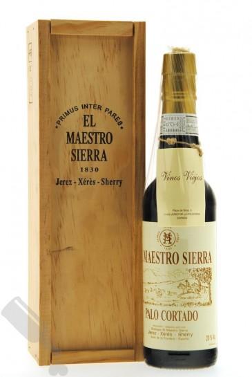 El Maestro Sierra Palo Cortado V.O.R.S. 37.5cl