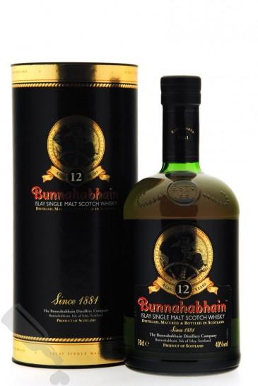 Bunnahabhain 12 years - Old Bottling