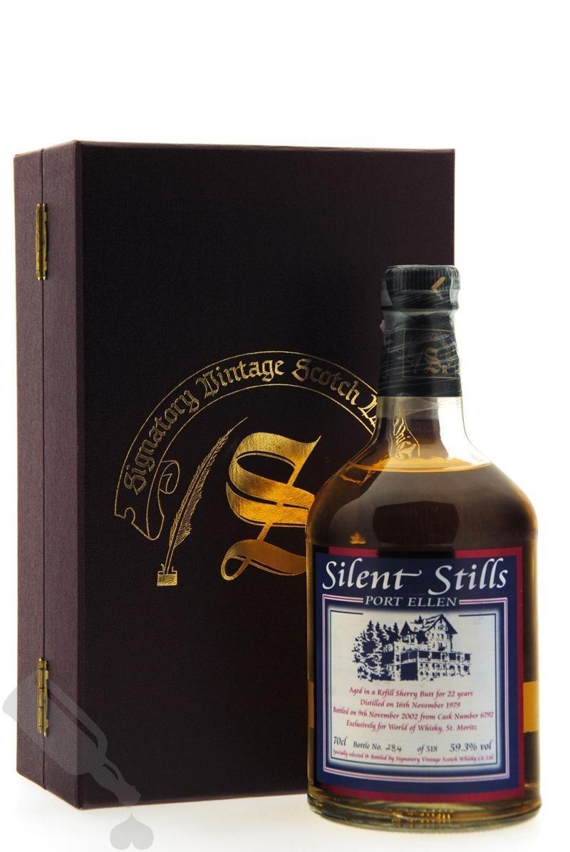 Port Ellen 22 years 1979 - 2002 #6792 Silent Stills