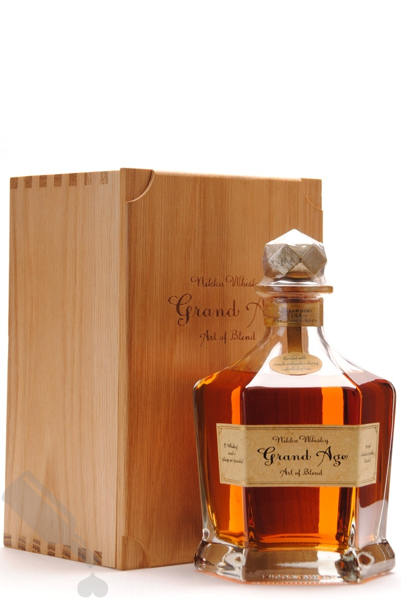 Nikka Grand Age 66cl