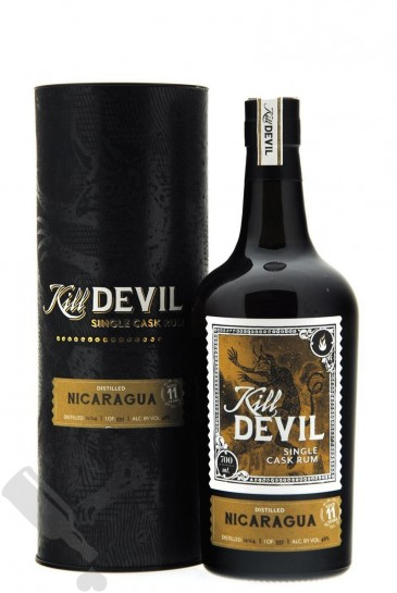Nicaragua 11 years 2004 Kill Devil