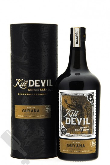 Enmore 24 years 1992 Kill Devil