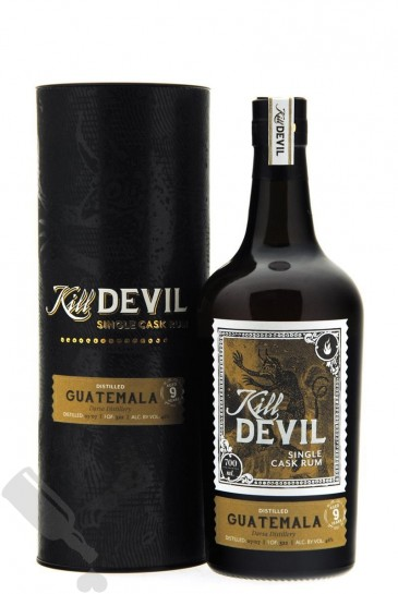 Darsa 9 years 2007 Kill Devil