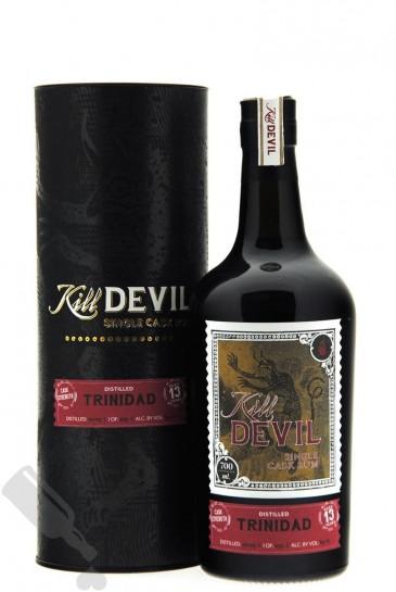 Trinidad 13 years 2003 Cask Strength Kill Devil