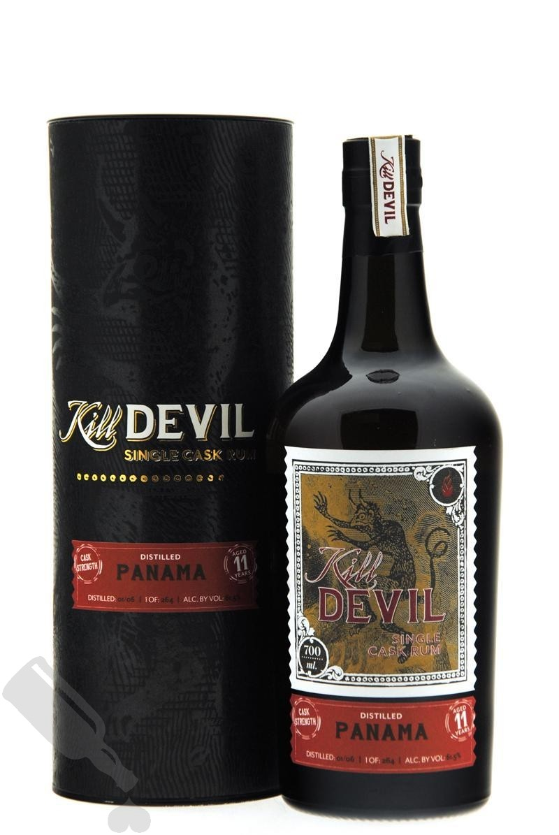 Panama 11 years 2006 Cask Strength Kill Devil