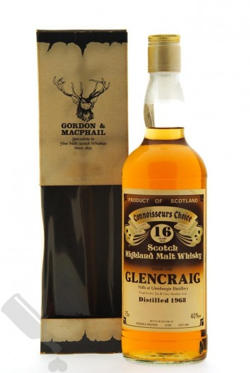 Glencraig 16 years 1968 75cl