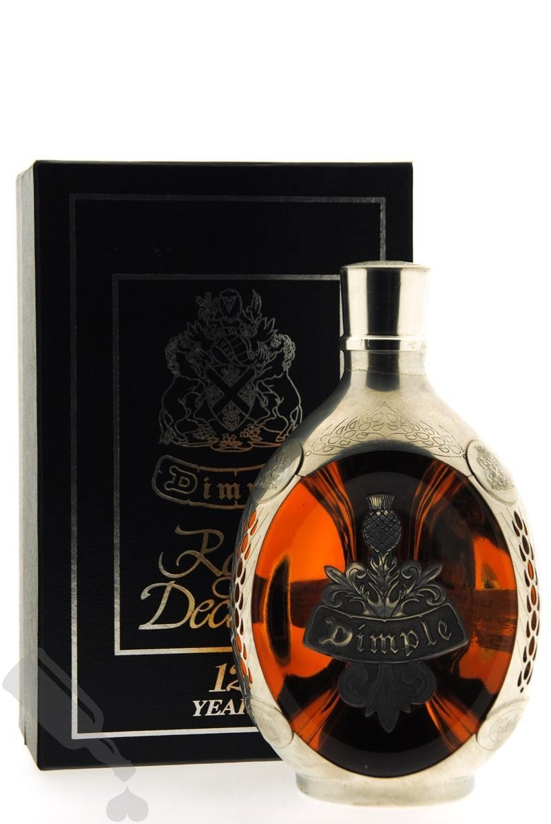 Dimple 12 years Royal Decanter 75cl