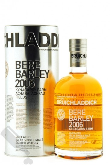 Bruichladdich 2006 Bere Barley Kynagarry Farm Second Edition