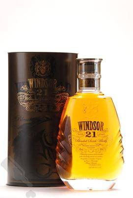 Windsor 21 years 50cl