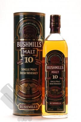 Bushmills 10 years - Old Bottling