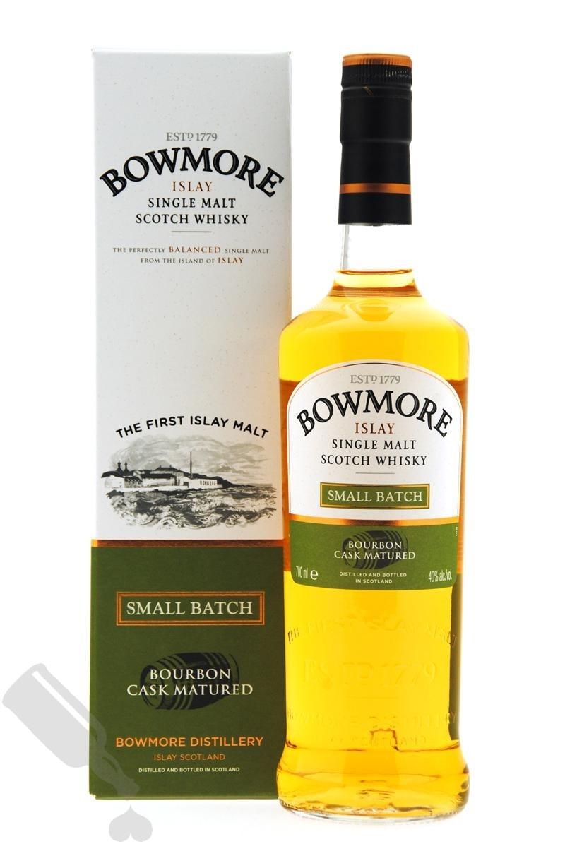 Bowmore Small Batch Bourbon Cask Matured