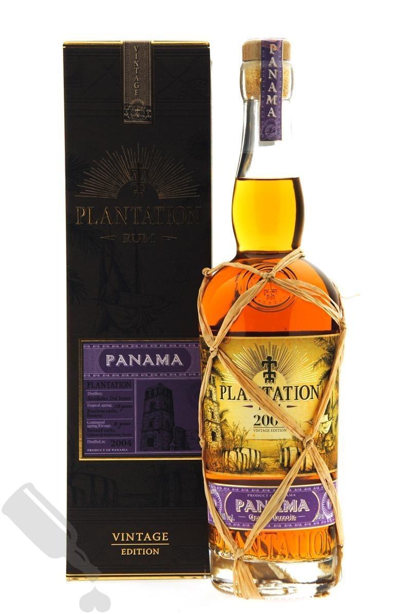 Panama 2004 Plantation Vintage Edition